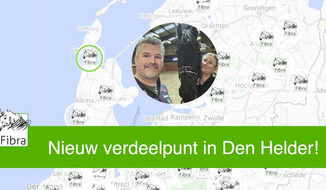 Nieuw verdeelpunt in Den Helder!