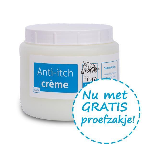Fibra Anti-itch crème + roefzakje